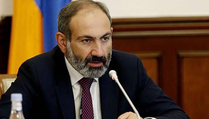The Address of Armenia's Prime Minister Nikol Pashinyan-14.10.2020