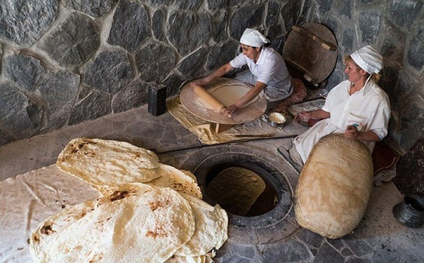 Armenian lavash on CNN's list of World's best breads