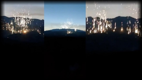 Azerbaijani side has started using chemical weapons containing white phosphorus