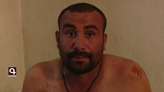 Another Syrian mercenary was captured by the Defense Army
